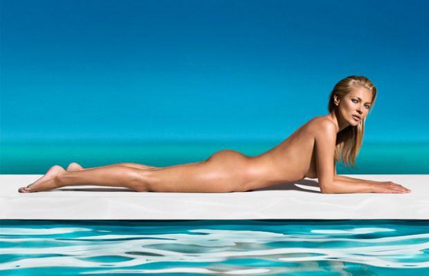 Kate Moss St Tropez