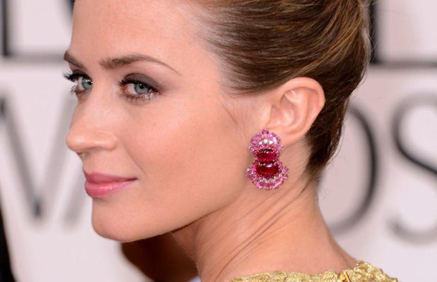 Emily Blunt - Golden Globe Awards 2013