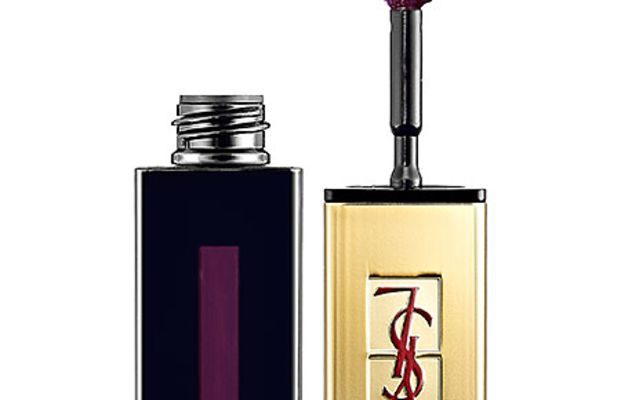 Yves Saint Laurent Rouge Pur Couture Glossy Stain in #1 Violet Edition