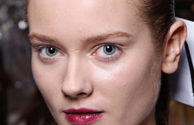 Francesco Scognamiglio - Spring 2013 makeup