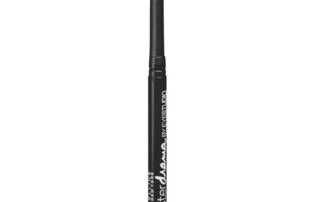 Maybelline New York EyeStudio Master Drama Cream Pencil Eyeliner in Midnight