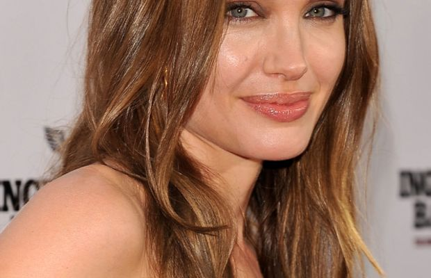 Angelina Jolie, Inglourious Basterds premiere, 2009