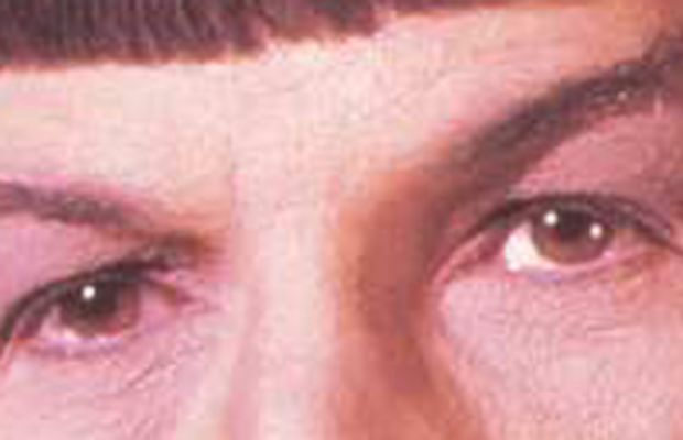 Spock-brows