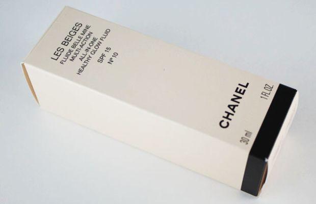 Chanel Les Beiges Healthy Glow Fluid (2)