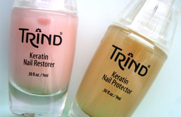 Trind Keratin Nail Restorer and Protector