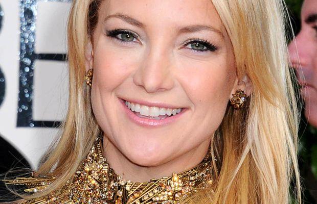Kate Hudson - Golden Globe Awards 2013 makeup