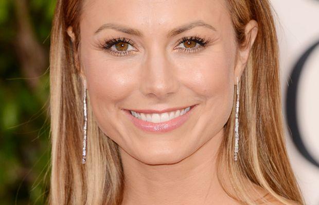 Stacy Keibler - Golden Globe Awards 2013 makeup