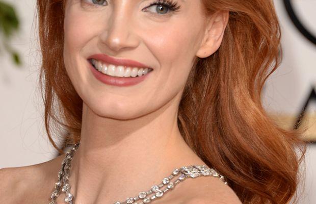 Jessica Chastain, Golden Globes Awards, 2014 (3)