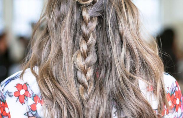 Rodarte - Fall 2013 hair