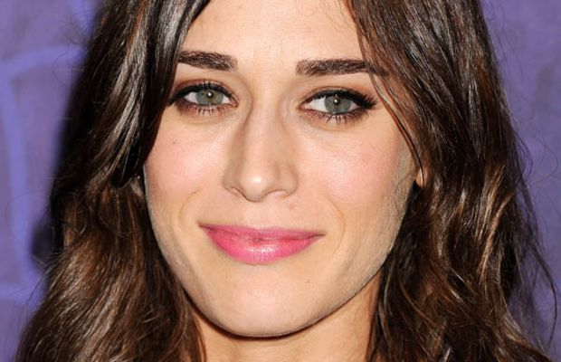 Lizzy Caplan, Variety and Women in Film Emmy Nominee Celebration, 2014