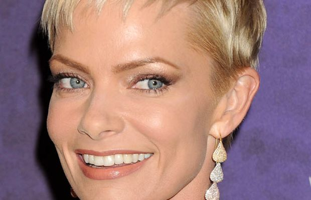 Jaime Pressly, Variety and Women in Film Emmy Nominee Celebration, 2014