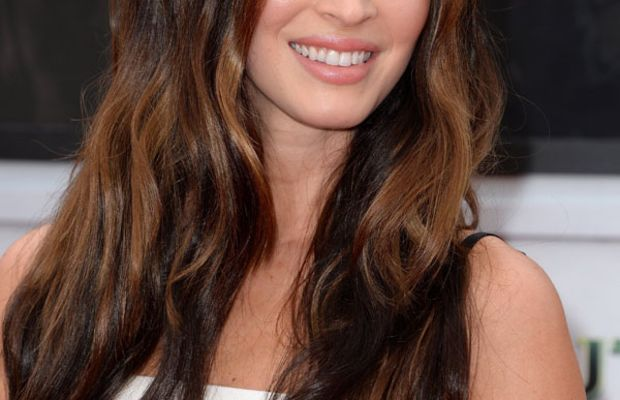 Megan Fox makeup, Teenage Mutant Ninja Turtles premiere, 2014 (3)