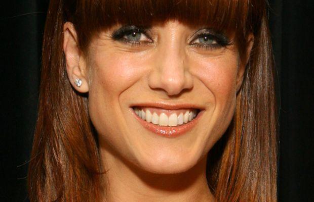 Kate Walsh pear face bangs