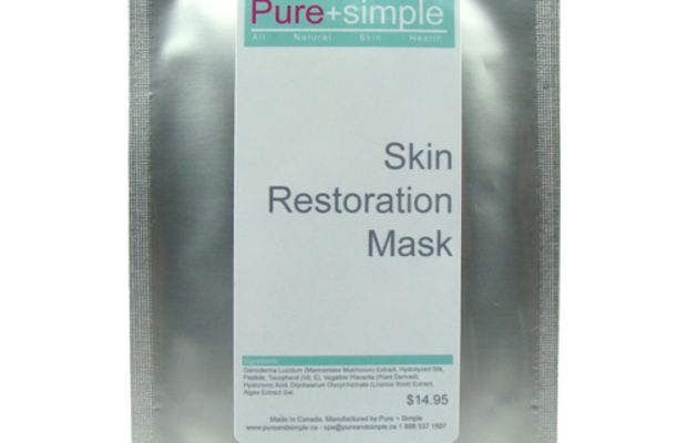 Pure-+-Simple-Skin-Restoration-Mask