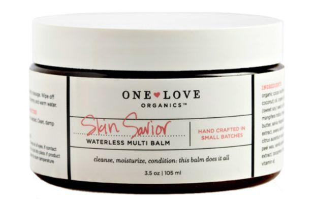 One Love Organics Skin Savior Waterless Multi Balm