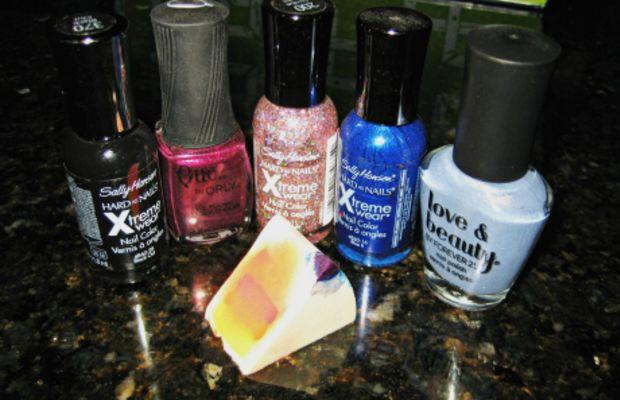 galaxy nail products