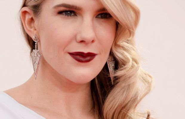 Lily Rabe - Emmys 2013