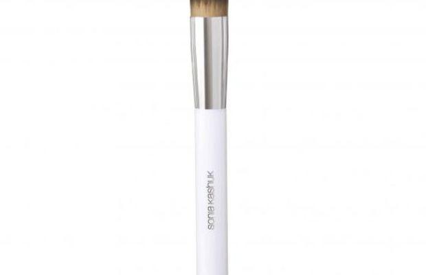 Sonia Kashuk Synthetic Pointed Foundation Brush (1)