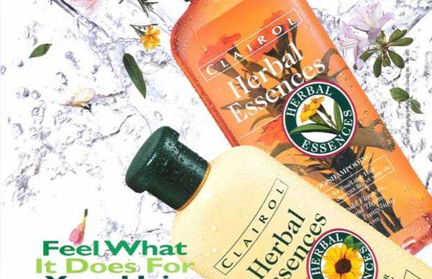 Herbal Essences Print Ad