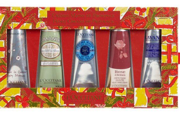 L'Occitane Hand Creams of Provence