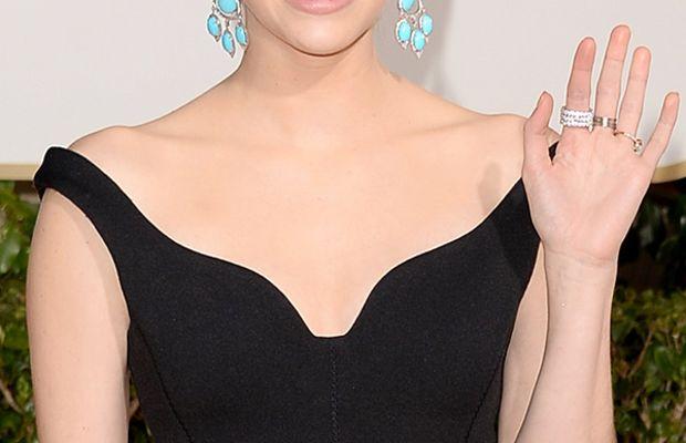 Emma Roberts, Golden Globes Awards, 2014 (3)