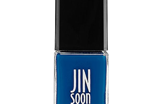 JINsoon Nail Lacquer in Cool Blue