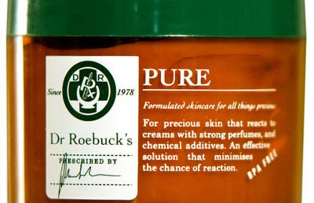 Dr Roebuck's Pure Moisturizer