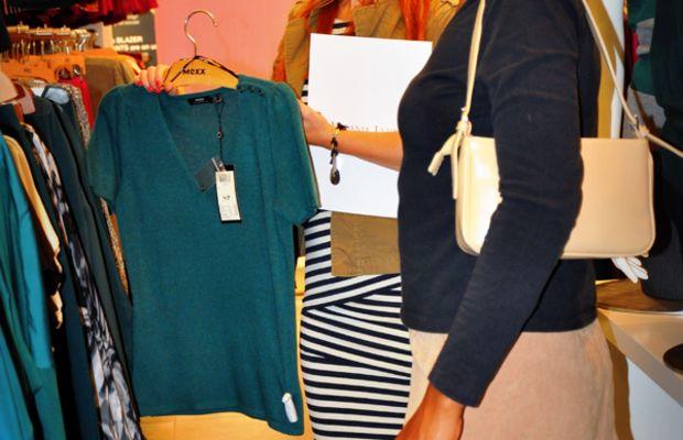 Maria - Fairview Mall shopping