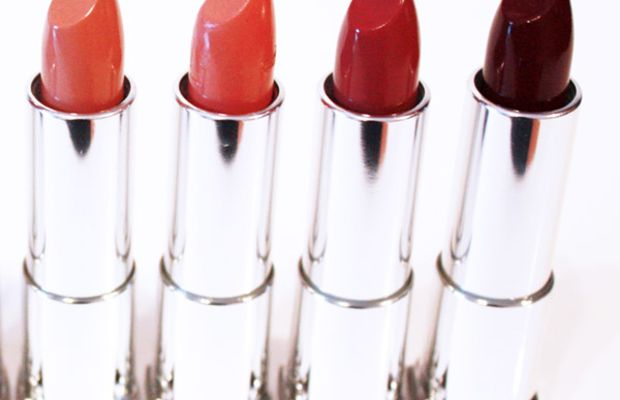 Maybelline New York The Buffs Lipstick in 930, 945, 950, 955