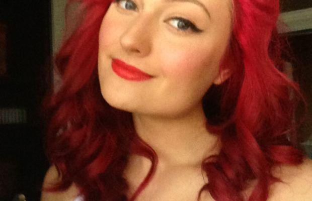 Hair consultation - Daria - red