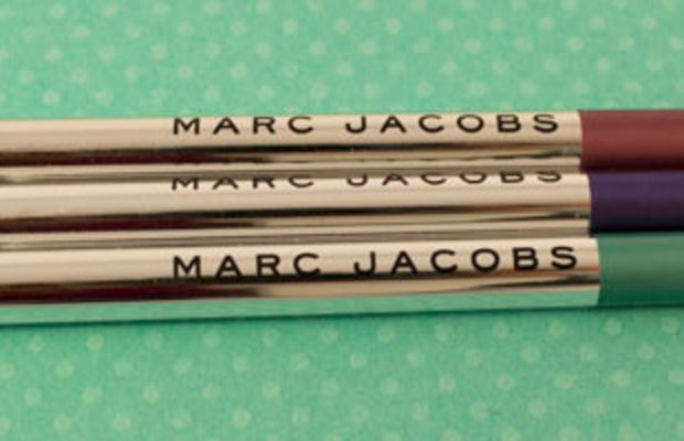 Marc Jacobs Highliner Gel Eye Crayon in Jazz(berry), Intro(vert) and Th(ink)