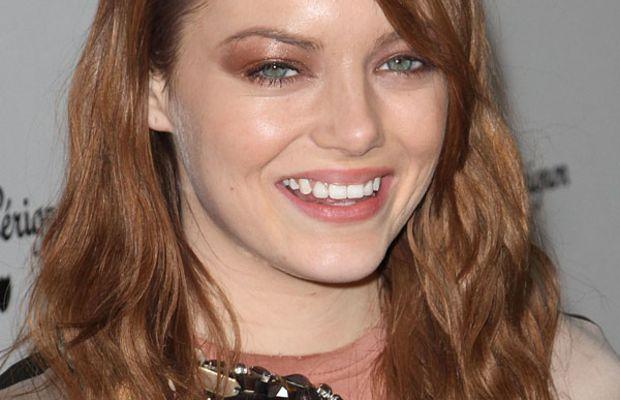 Emma-Stone-W-magazine-party-2012