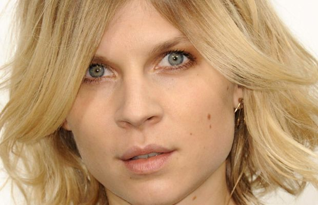 Clemence Poesy, Chanel show, March 2014