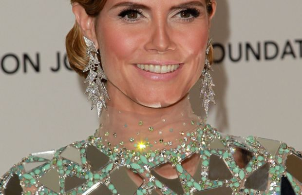 Heidi-Klum-2011-Elton-John-AIDS-Foundation-Party