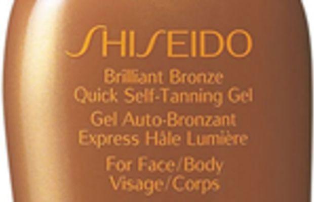 Shiseido Brilliant Bronze Quick Self-Tanning Gel