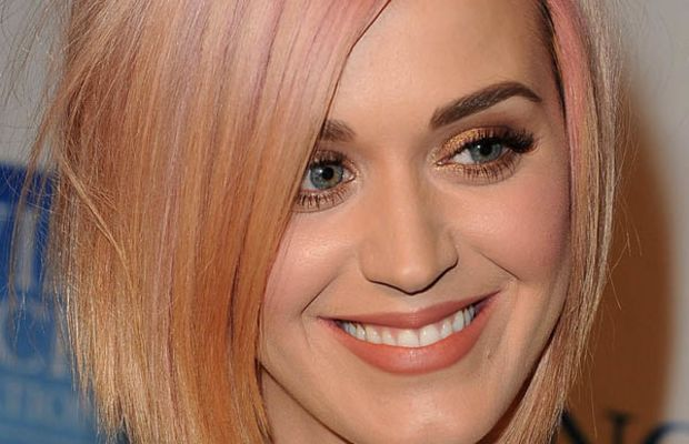Katy Perry - Change Begins Within benefit, 2011