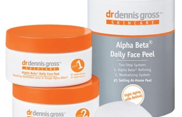 Dr. Dennis Gross Skincare Alpha Beta Daily Face Peel