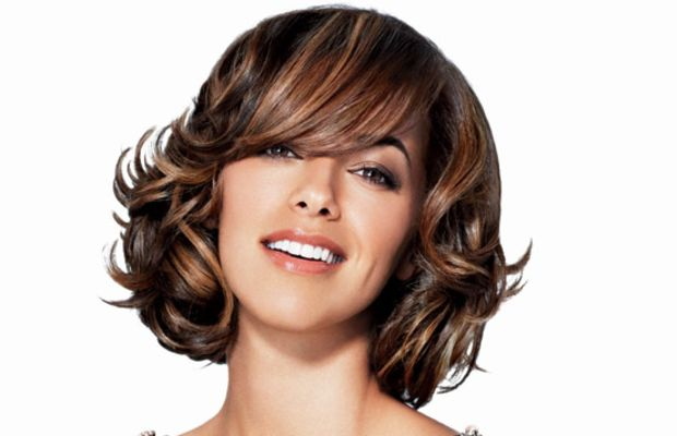 Piecey hair texture