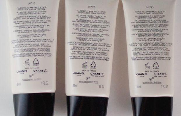 Chanel Les Beiges Healthy Glow Fluid (10)