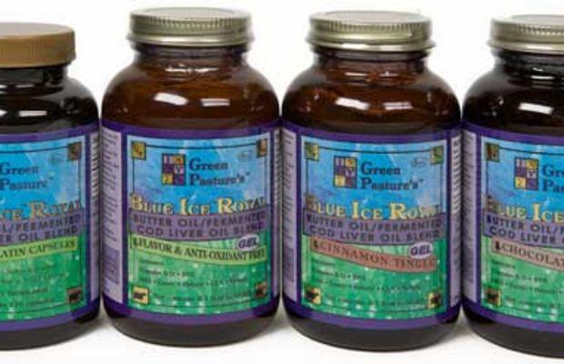 Green Pasture Cod Liver Oil Butter Oil Blend