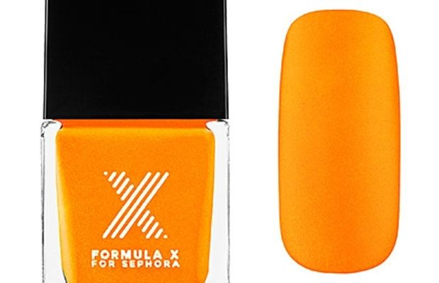 Formula X for Sephora Electric Nail Lacquer in Seismic