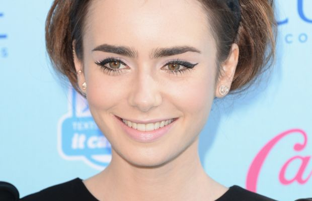 Lily Collins - Teen Choice Awards 2013