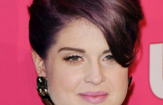 Kelly-Osbourne-plum-hair