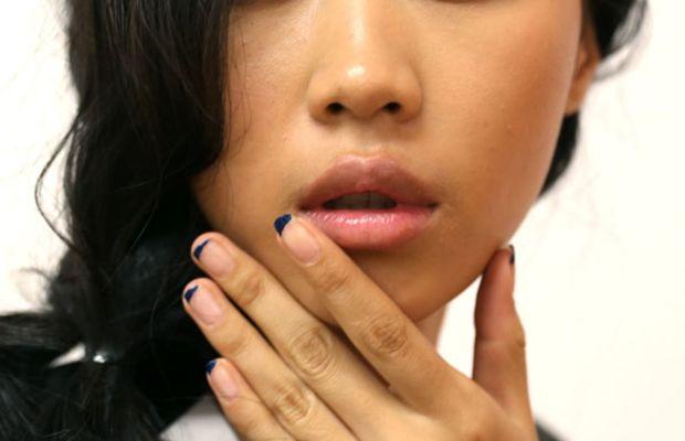 Holmes & Yang Spring 2014 nails