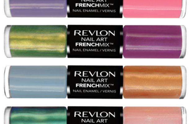 Revlon Nail Polish Duo - French Mix