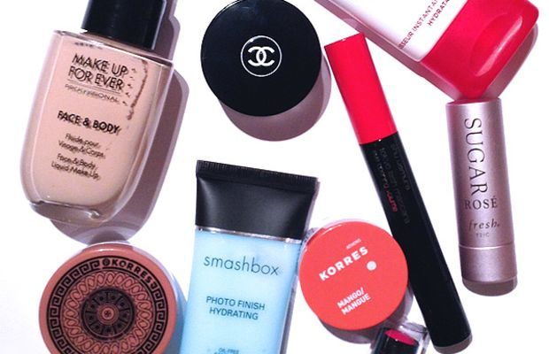 Best winter makeup products