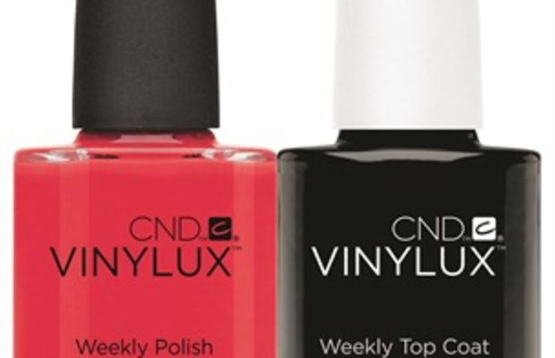 CND Vinylux Weekly Polish and Weekly Top Coat