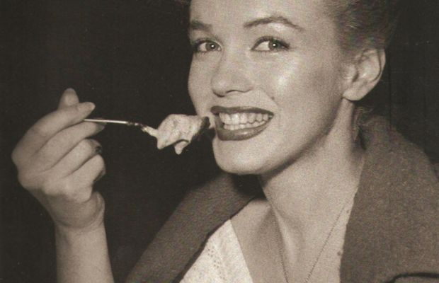 Marilyn Monroe ice cream