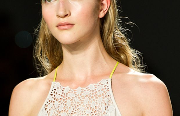 Rebecca Taylor - Spring 2012 hair