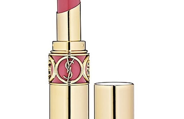Yves Saint Laurent Rouge Volupte Lipstick in Caress Pink